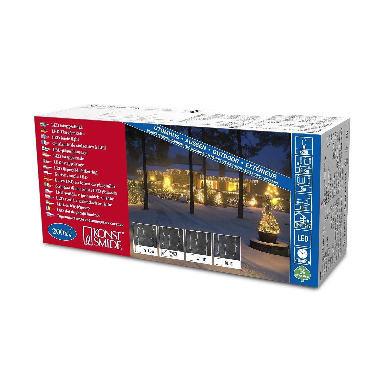 91Qru6ruD-L._SL1500_ Verwunderlich Led Lichterkette Innen Warmweiß Dekorationen