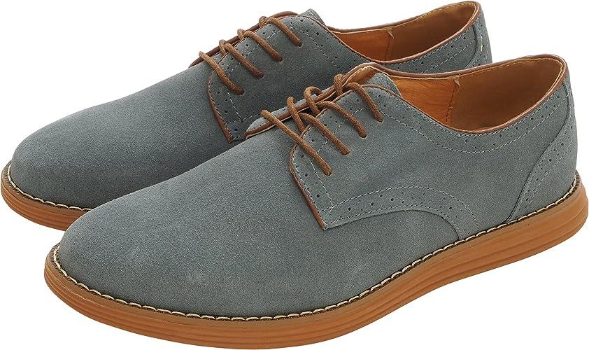 [モノイズム] デザートブーツ スエード靴 カジュアルシューズ スエードブーツ 靴 シューズ 滑り止め加工 メンズ