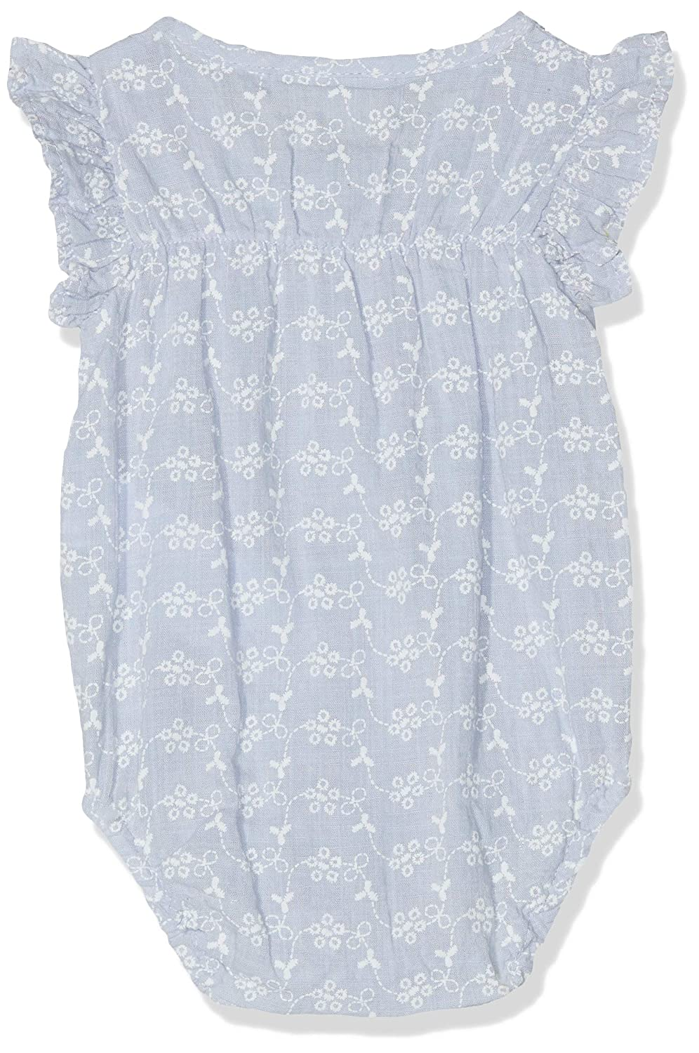 Grey Melange Herstellergr/ö/ße: 74 Grau , NAME IT Baby-M/ädchen NBFFANTASI SS BODYDRESS Strampler