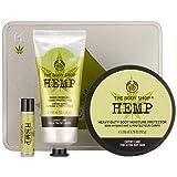 Amazon Price History for:The Body Shop Hemp High Moisture Expert Set Medium Gift Set