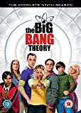 Big Bang Theory - Season 9 (3 Dvd) [Edizione: Regno Unito] [Import anglais]