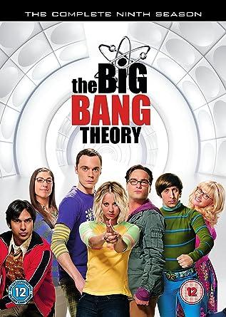 8b90eeb863 The Big Bang Theory - Season 9  DVD   2016   Amazon.co.uk  Jim ...