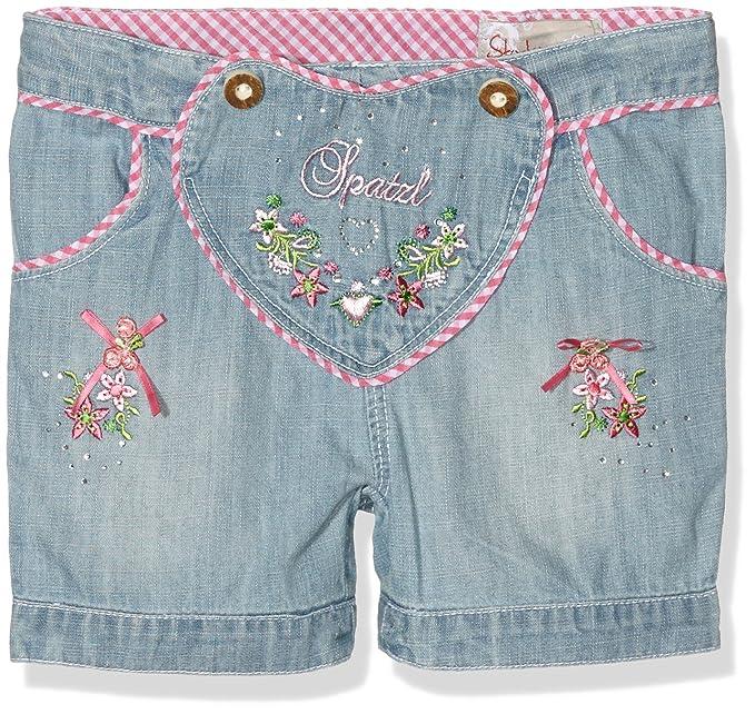 Stockerpoint Melli, Pantalones para Niñas, Azul (Rodeo Blue) 3 años: Amazon.es: Ropa y accesorios