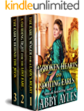 Broken Hearts and Doting Earls: A Clean & Sweet Regency Historical Romance Collection