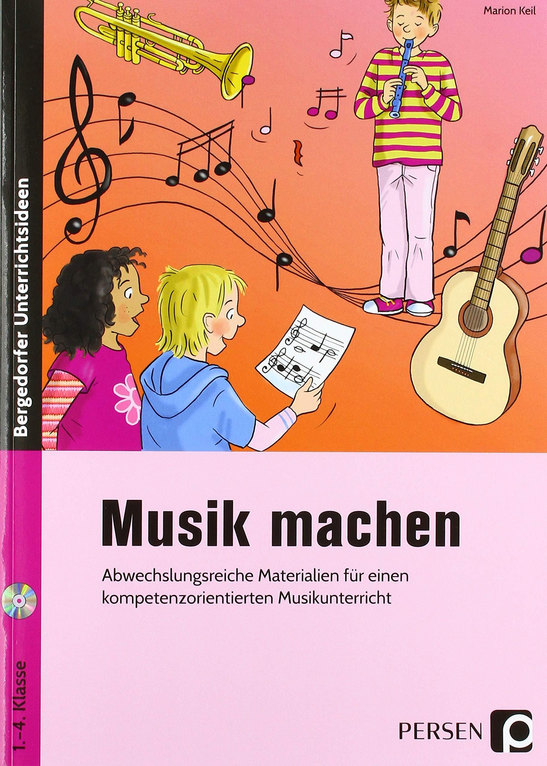 Musik machen Abwechslungsreiche Materialien für einen ...