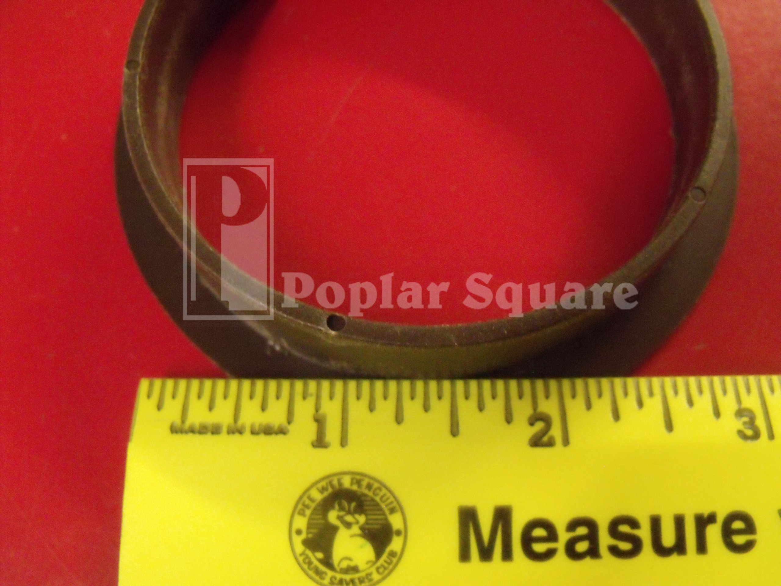 100 Brown Finishing Grommet #1954BR by Bmi (Image #4)