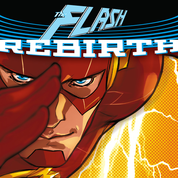 The Flash (2016-) (Collections) (7 Book Series)