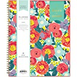 """Day Designer for Blue Sky 2019-2020 Academic Year Weekly & Monthly Planner, Flexible Cover, Twin-Wire Binding, 8.5"""" x 11"""", Fl"""