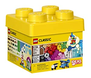 Best LEGO Classic Creative Bricks 10692 sets for boys