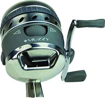 Muzzy Bowfishing Pro Spin Reel