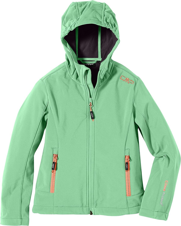 CMP F. Lli Campagnolo Women's Softshell Jacket: Amazon.co