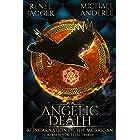 Angelic Death (Reincarnation of the Morrigan Book 3)