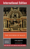 The Duchess of Malfi (International Student Edition) (Norton Critical Editions)