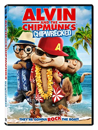 amazon com alvin and the chipmunks chipwrecked jason lee david