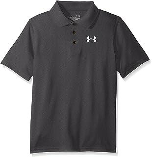 3e3141090 Under Armour Junior Golf Match Play Polo Shirt  Amazon.co.uk  Sports ...