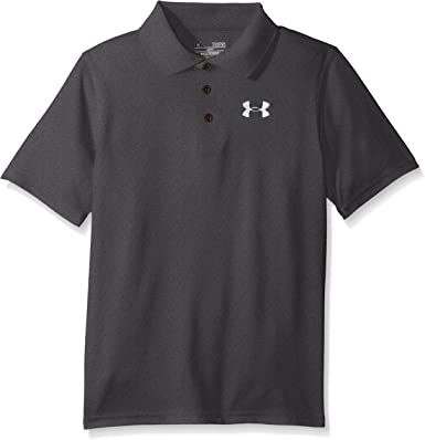 Under Armour Golf - Polo und T-Shirt UA Matchplay - Polo para niño ...