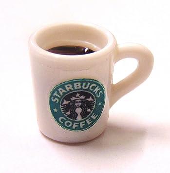 Tumdee Miniatures Dolls House Single Mug Of Coffee Accessory Drink Sb Amazon Co Uk Toys Games