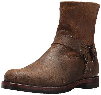 3edf5f52187 Amazon.com  FRYE Men s John Addison Harness Back Zip Boot  Shoes