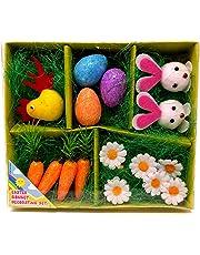 Easter BONNET DECORATING SET 17 Pieces Decore Accessory
