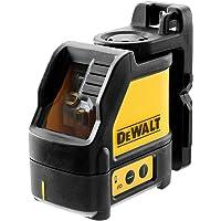DeWALT Dw088cg-xj Vert Faisceau Laser en croix avec étui de transport, Jaune/Noir