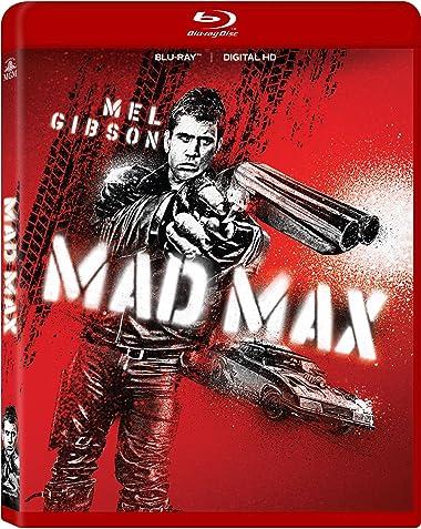 Mad Max 1979 Dual Audio In Hindi English 720p BluRay
