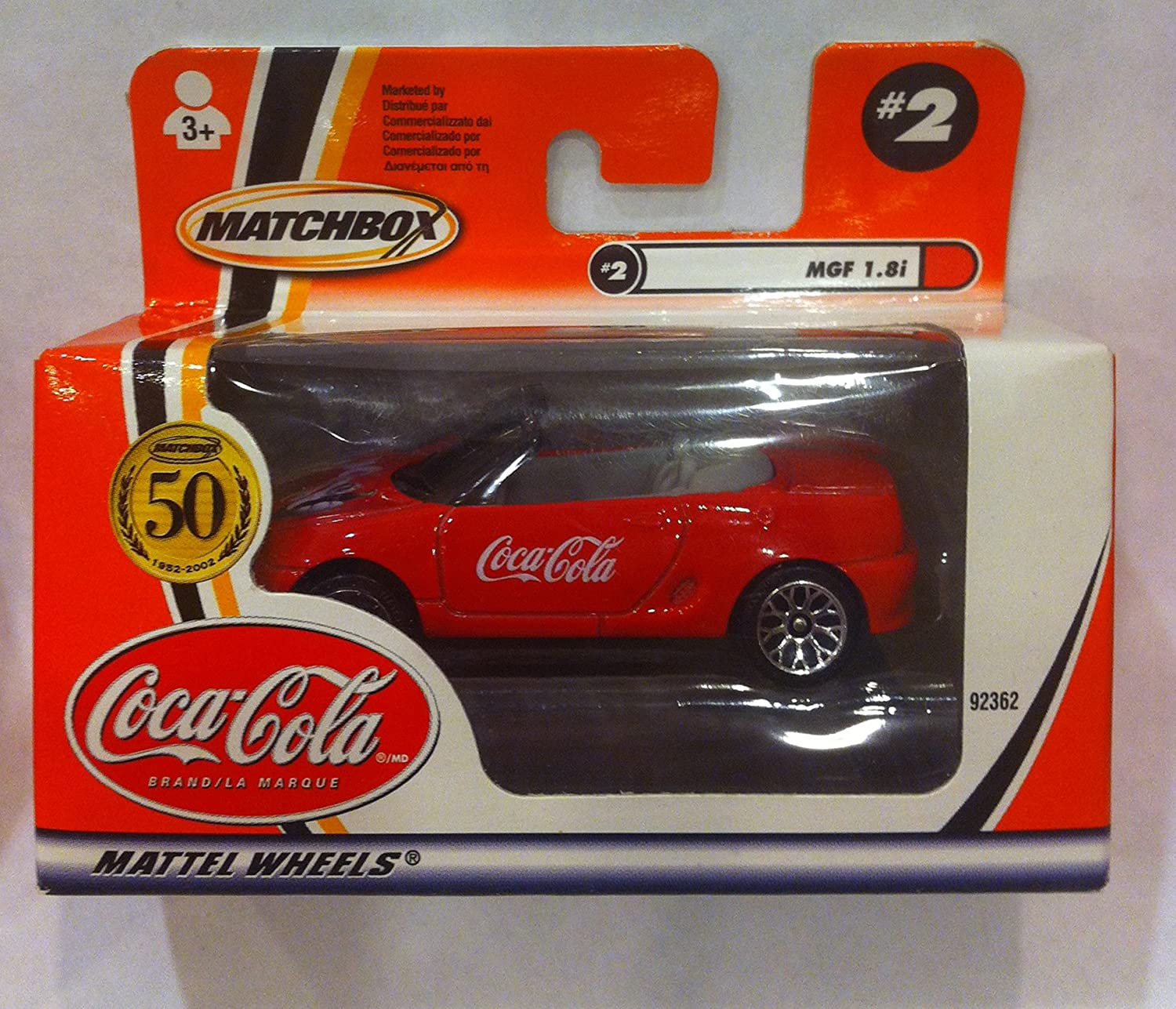COCA-COLA MATCHES  BOX OF FIFTY  THE #1 COLLECTIBLE In THE WORLD SINCE 1886  #15