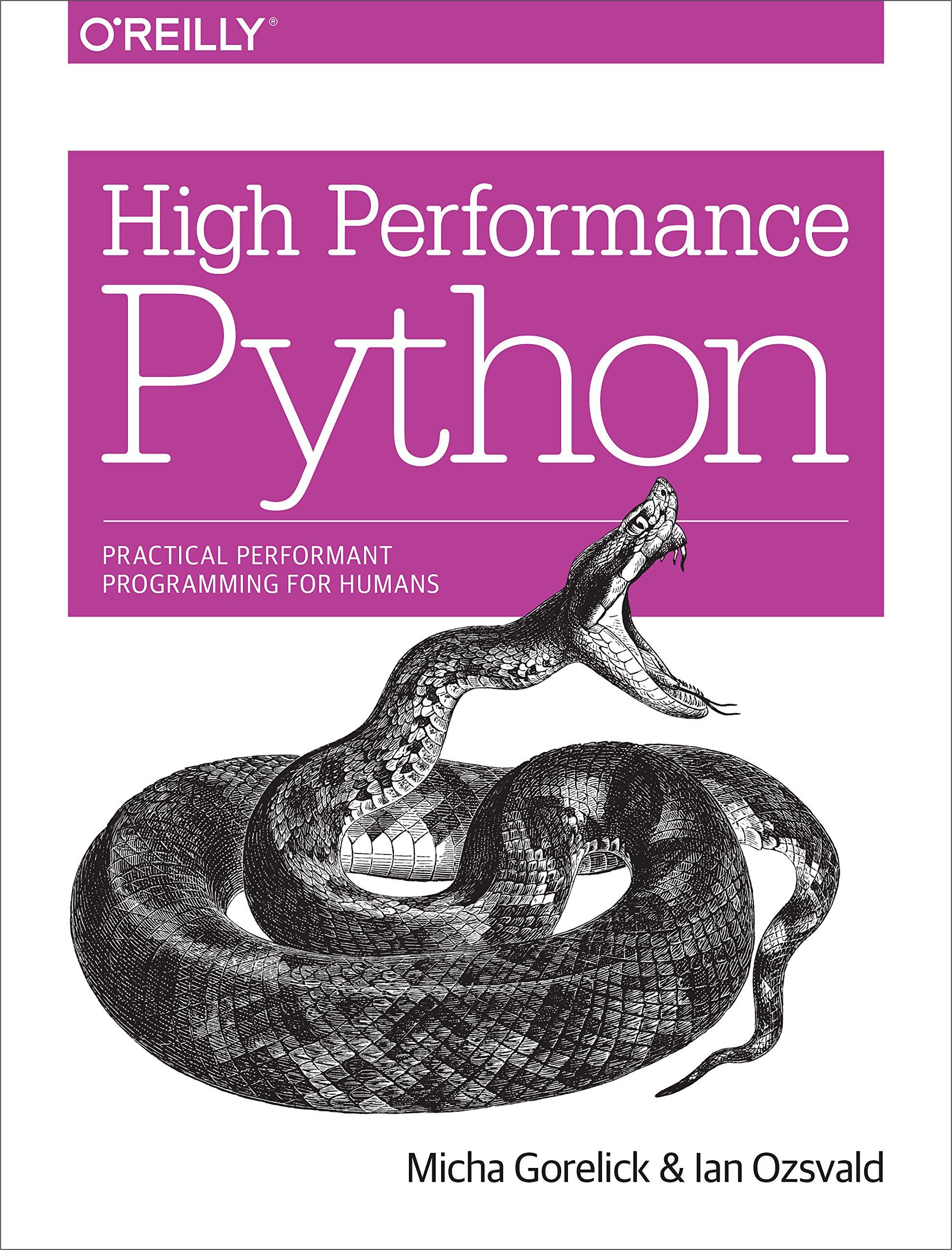 High Performance Python ISBN-13 9781449361594