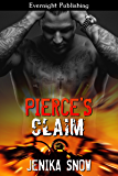 Pierce's Claim (The Brothers Of Menace MC Series Book 6)