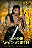Highlander's Kiss (The Matheson Brothers Book 4)