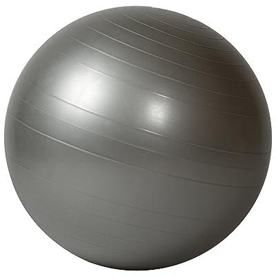 Resist-A-Ball Boule de stabilité Gris 55 cm