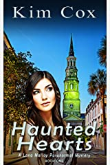 Haunted Hearts (Lana Malloy Paranormal Mystery Book 1) Kindle Edition