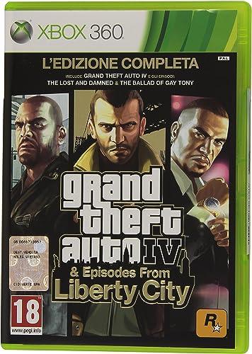 Gta 4 Complete Edition: Amazon.es: Videojuegos