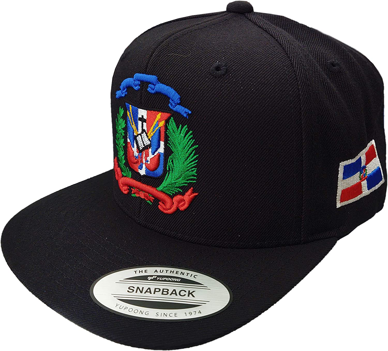 Peligro Sports Dominicana república Snapback Sombrero Dad Vintage ...