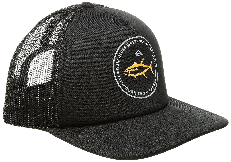 b83b6f179cbae Quiksilver Waterman Men s Abyss Trucker Hat