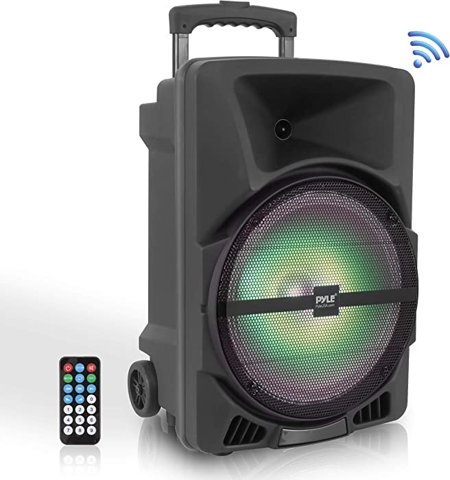 The Best Pyle 12 Inch Powered Subwoofer For Home Theater