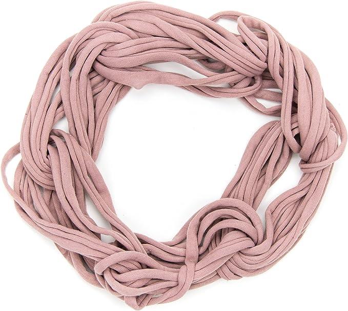 Damen Schal Schlauchschal Rundschal MANUMAR Loop Schal für
