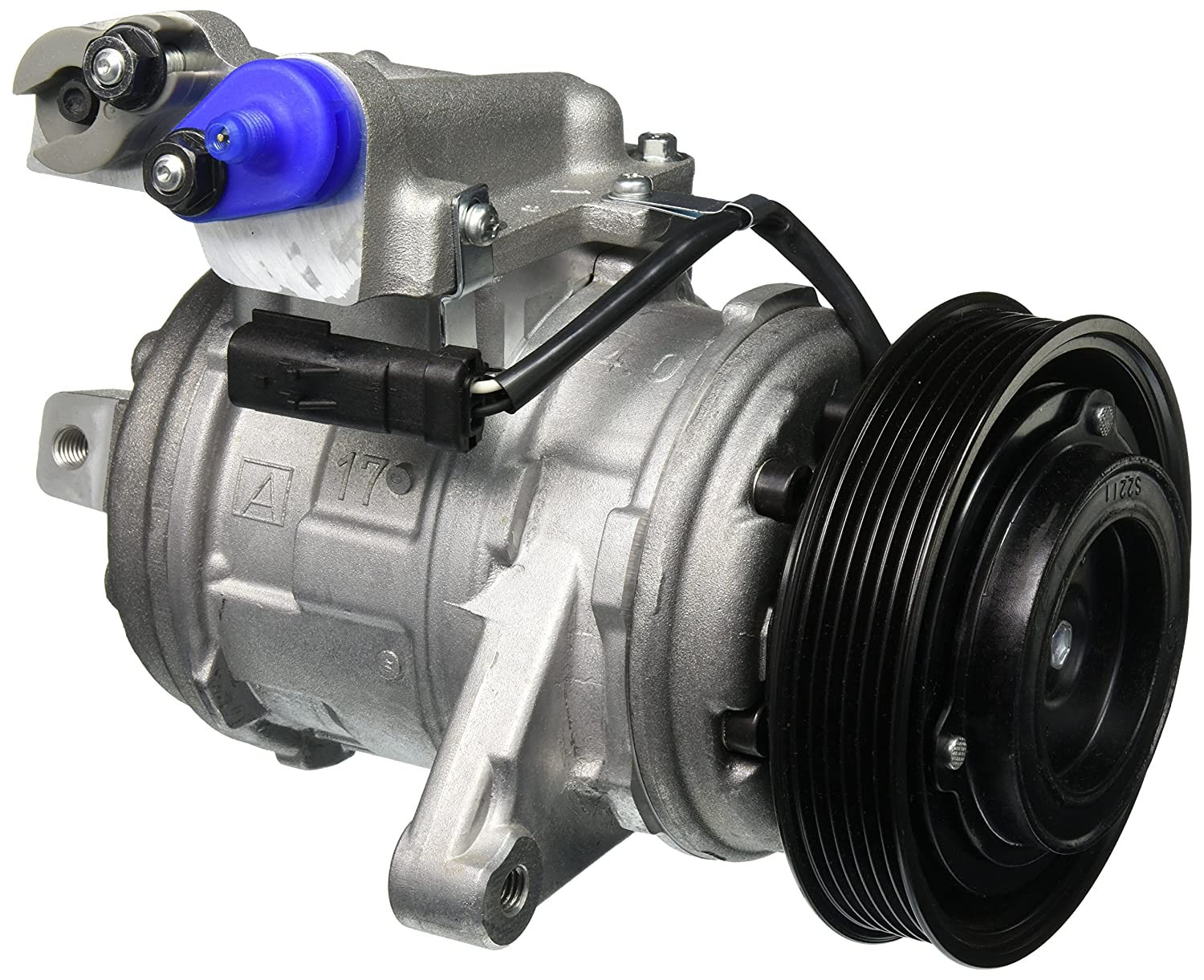 Denso 471-0397 New Compressor with Clutch