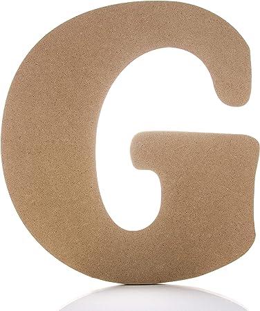 30,5 cm Lettera in legno grande decorazione da parete 12 inch B