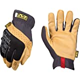 Mechanix Wear - Material4X FastFit Gloves (Large, Brown/Black)