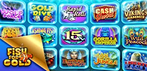 Fish for Gold Slots by Rocket Speed