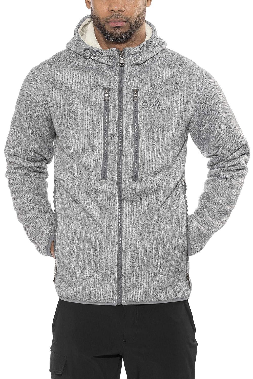 43c3a7a52c Jack Wolfskin Robson Jacket Men grey Size M 2018 winter jacket:  Amazon.co.uk: Sports & Outdoors