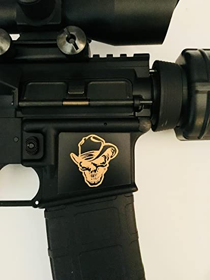 Amazon com : Tejas Products AR-15 Lower Magwell Customized Decal