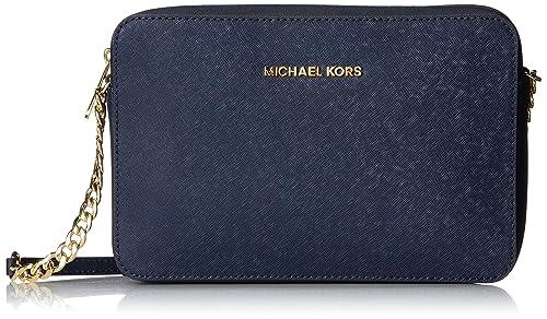 Michael Kors - Bolso bandolera de Cuero Mujer, color, talla ...