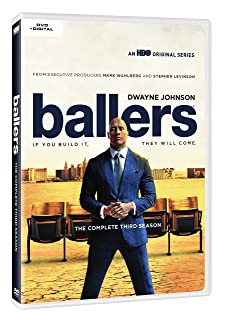 Book Cover: BALLERS: YR 3 2017