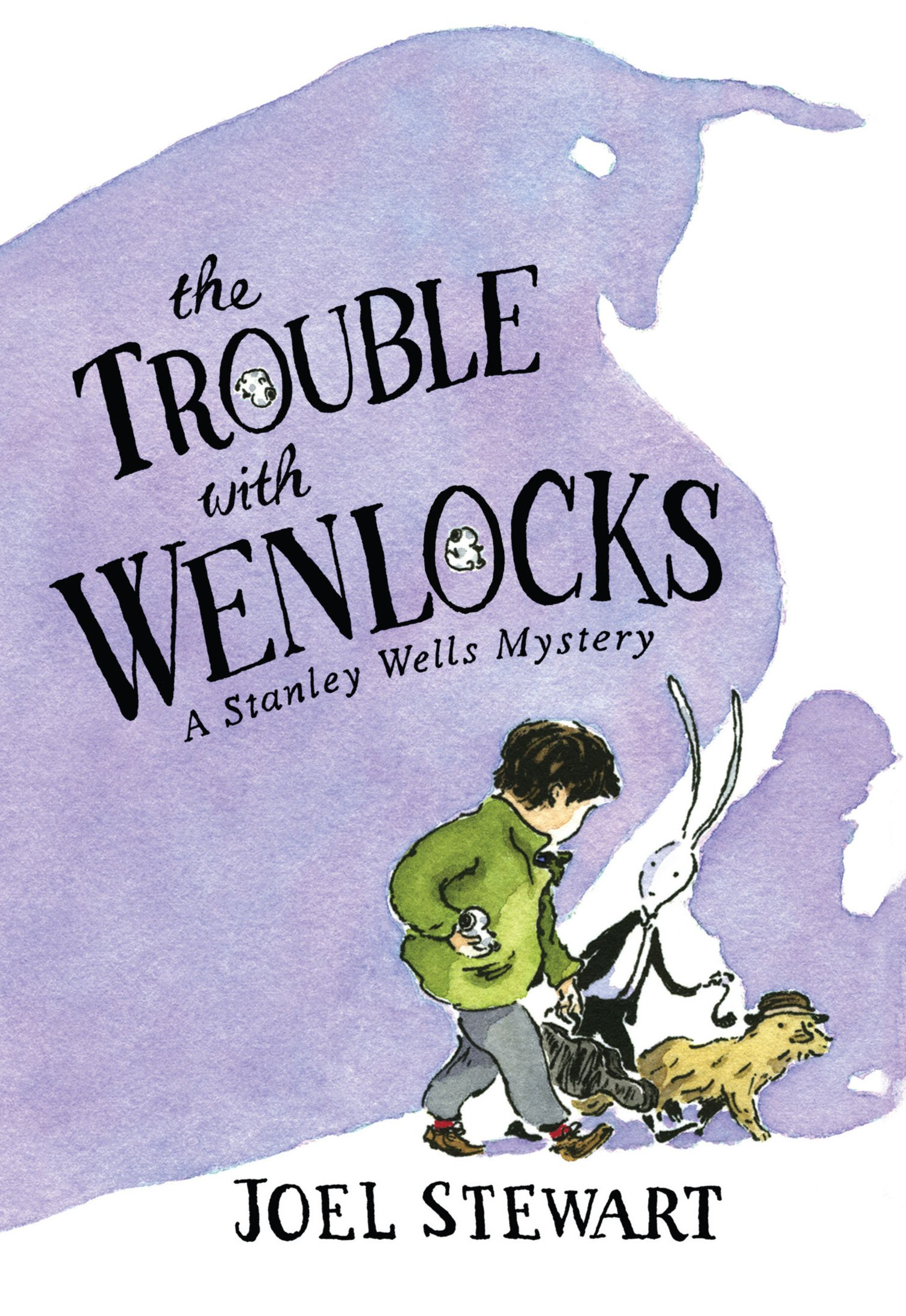 The Trouble with Wenlocks: A Stanley Wells Mystery (Bk. 1) PDF