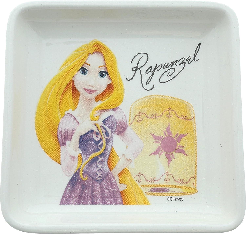 Multicolor 10x10x12 cm Cenicienta Enesco Enchanting Disney Figurita Bandeja Cer/ámica