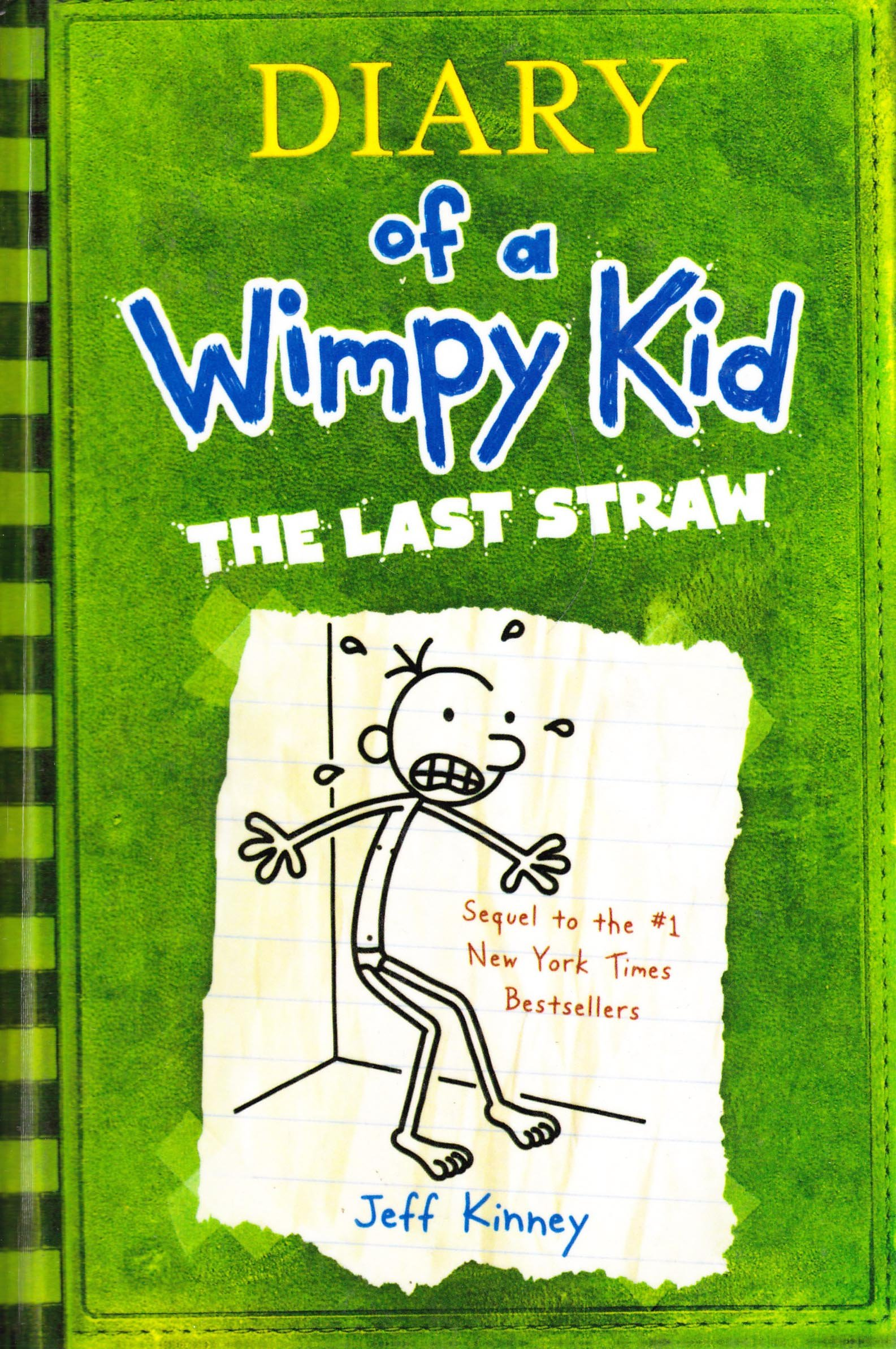 Download The Last Straw (Diary of a Wimpy Kid, Book 3) pdf epub