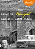 L'Affaire Saint-Fiacre: Livre audio - 1 CD MP3
