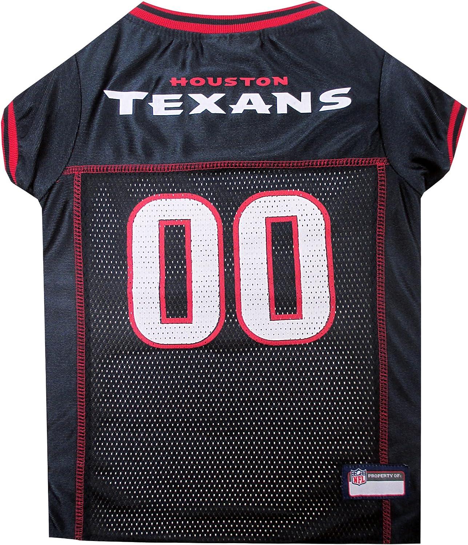 NFL HOUSTON TEXANS DOG Jersey XX-Large