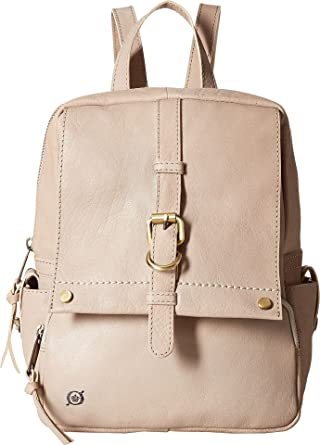 c225737ee1e Amazon.com  Born Womens Savor Bronco Leather Backpack Dove One Size   Clothing